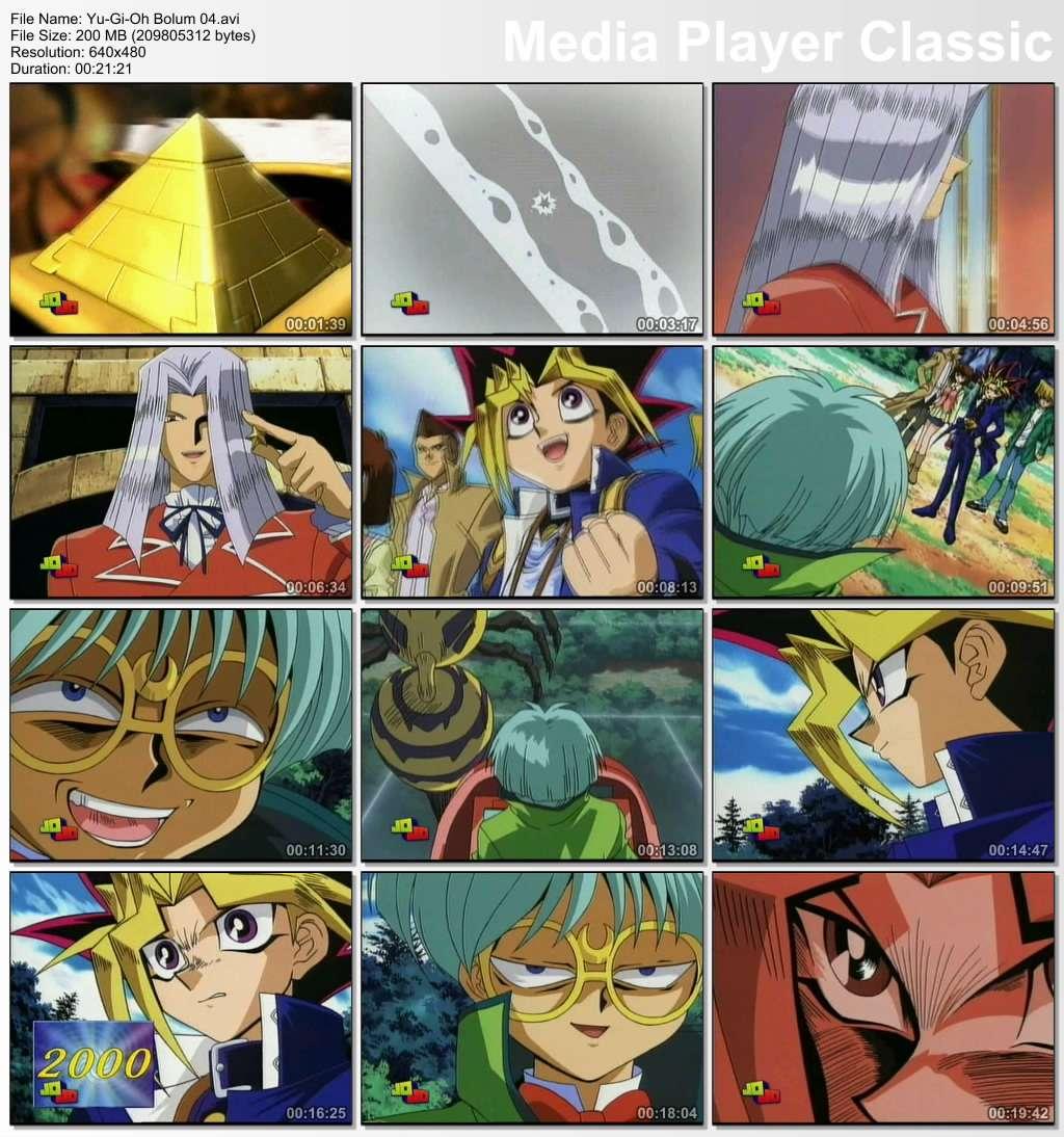 Yu-Gi-Oh Tüm Bölümler (1-224) Türkçe Dublaj full indir Ekran Görüntüsü 2